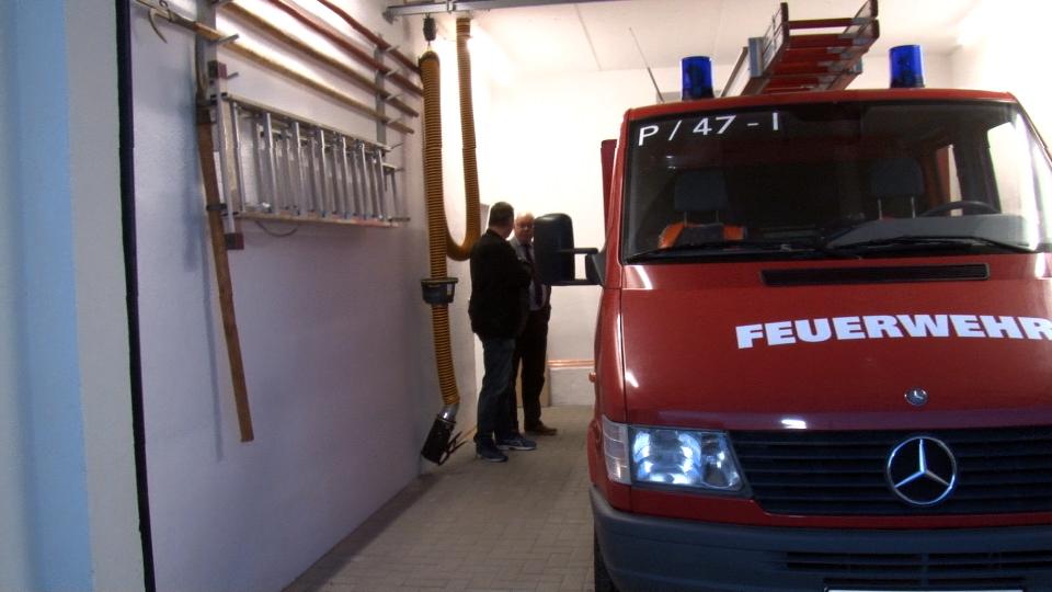 Freiwillige Feuerwehr Paditz, Gunter Auer