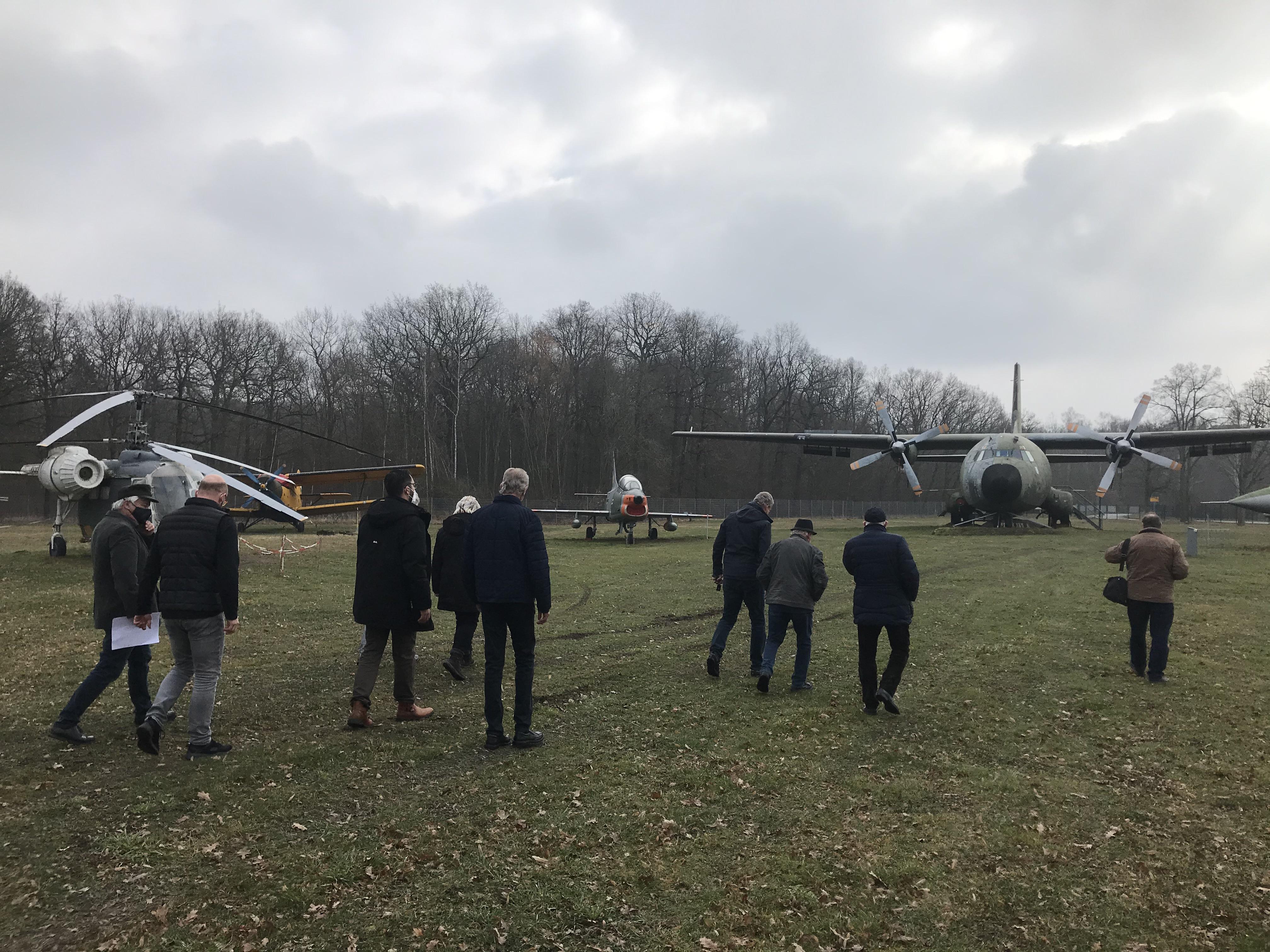 Flugwelt Altenburg Nobitz, RAG Altenburger Land