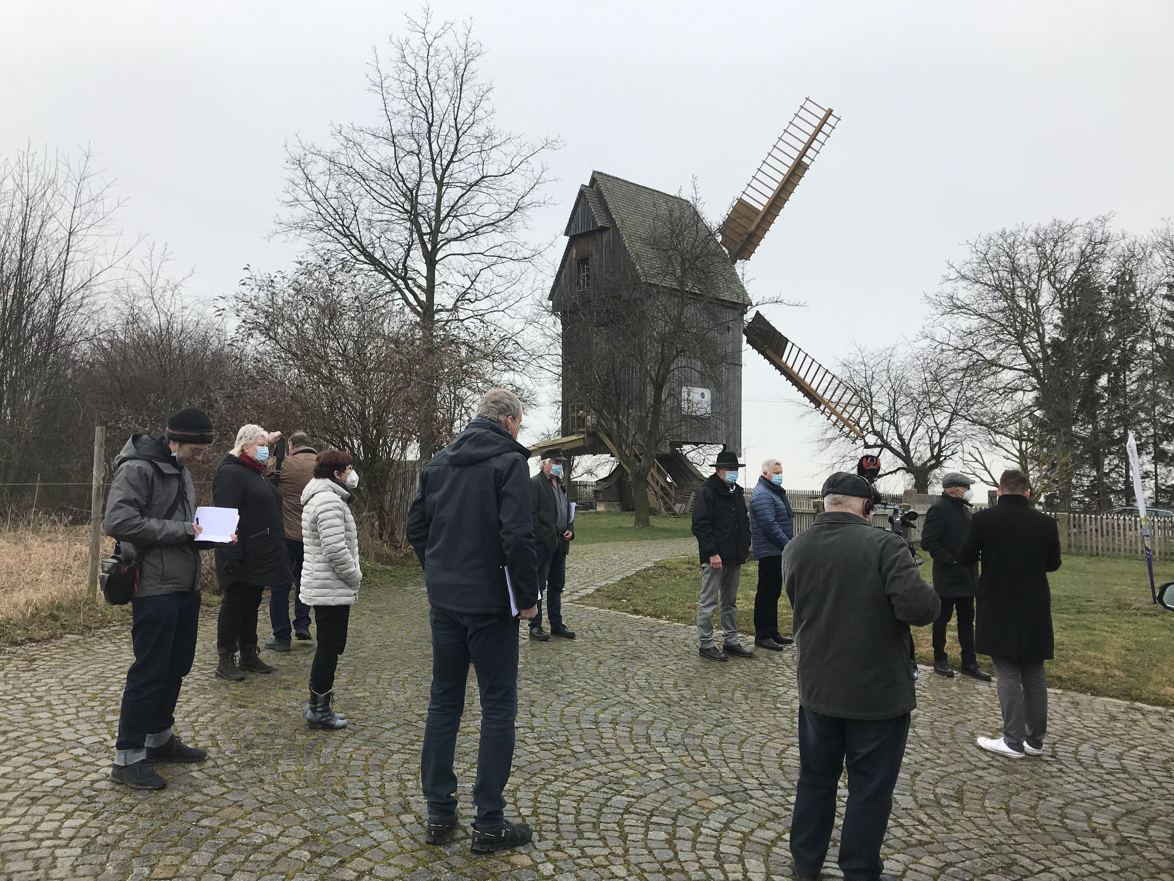 Bockwindmühle Lumpzig, RAG Altenburger Land